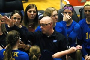 (Audio) Lopers Host MIAA Volleyball Tournament