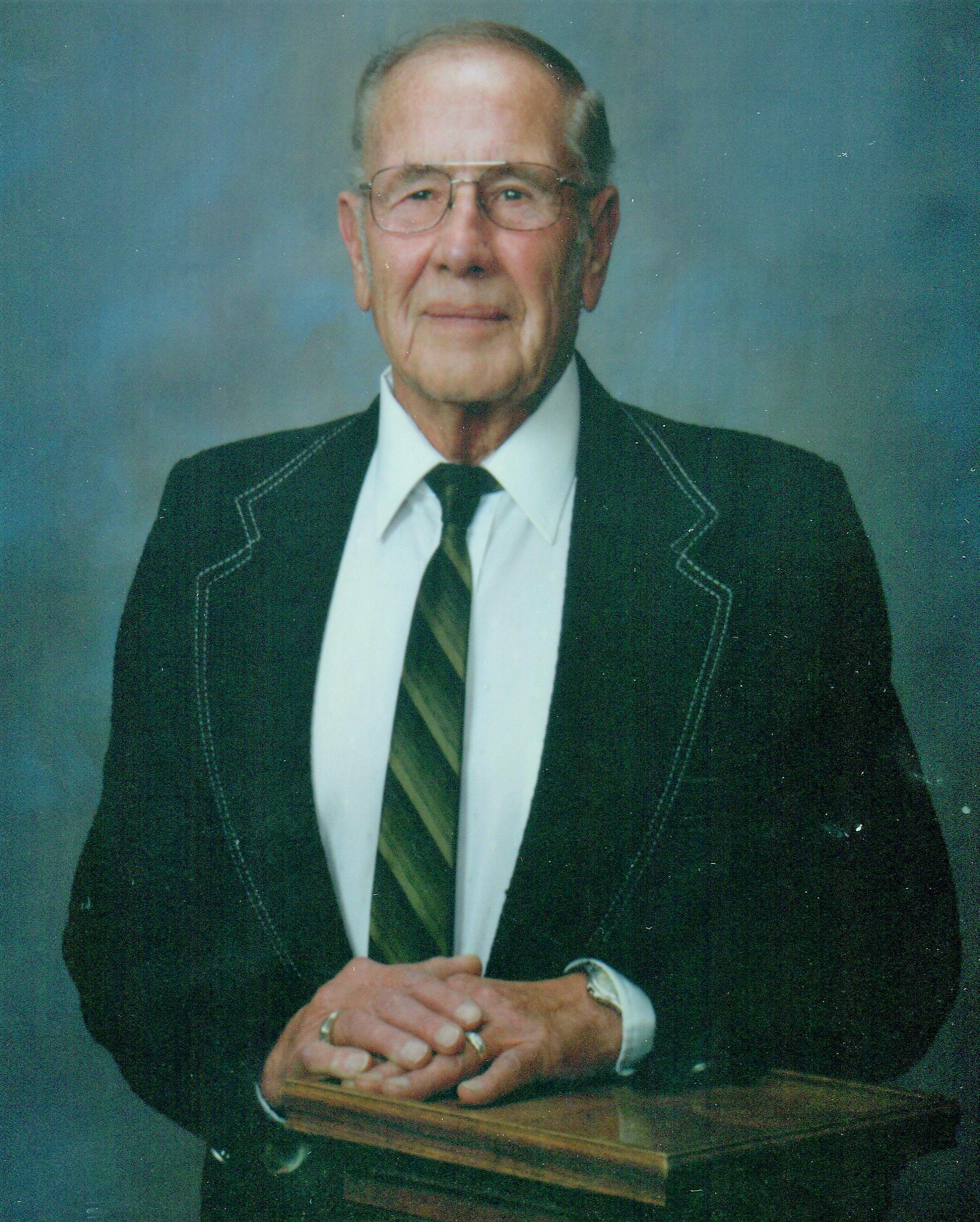 Marvin E. Ziegler, 85, Scottsbluff