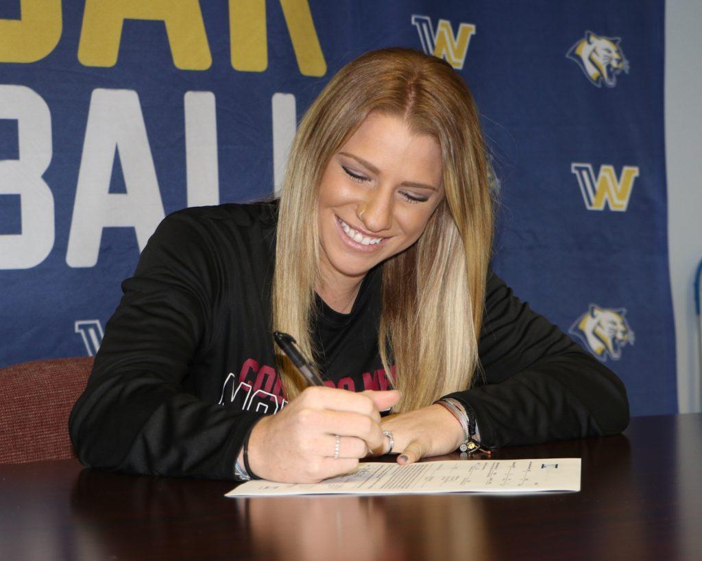 WNCC's Doumer inks with Colorado Mesa for softball
