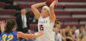 Hemingford's Turek scores 24 in CSC women's loss to UNK