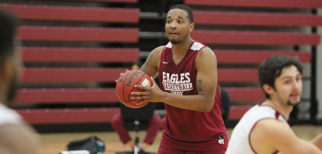 Chadron State men lose opener in Texas