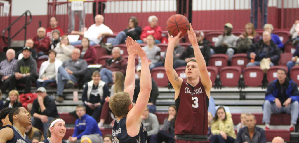 Kuxhausen leads Chadron State to first win of the season