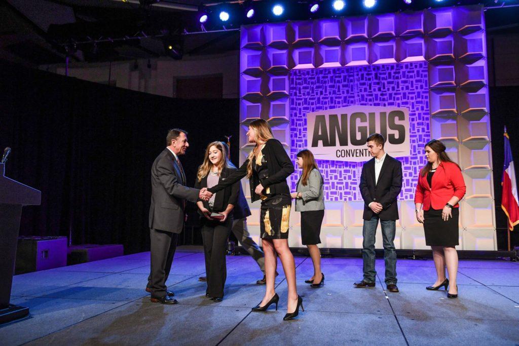 American Angus Association Names 2018 Angus Ambassador