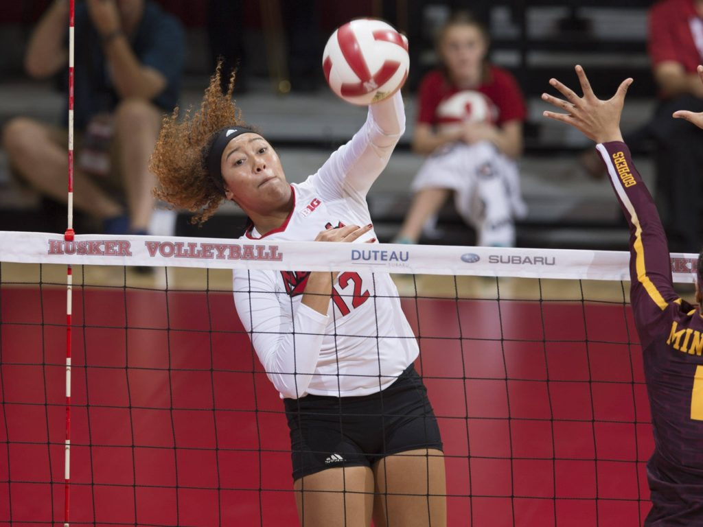 Huskers Visit Northwestern for Last B1G Road Match