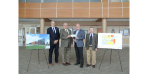 Donation supports precision ag building project