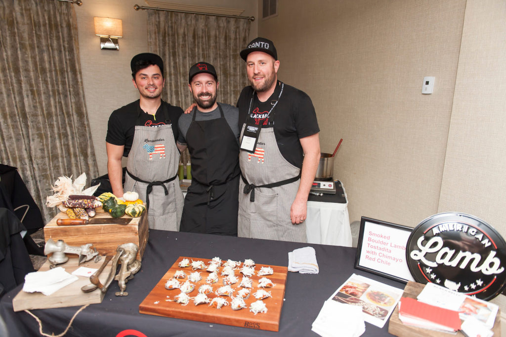 American Lamb Promoted at the Annual International Foodservice Editorial Council Conference