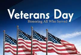Veterans Day Programs Planned Across Cuming County