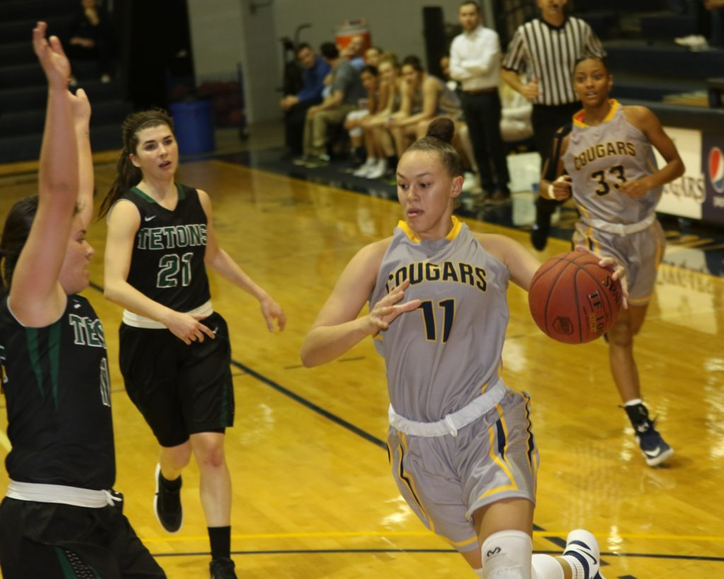 WNCC women run past Williston