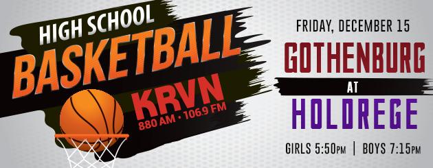 HS Basketball : KRVN
