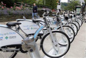 Lincoln officials push bike-share program