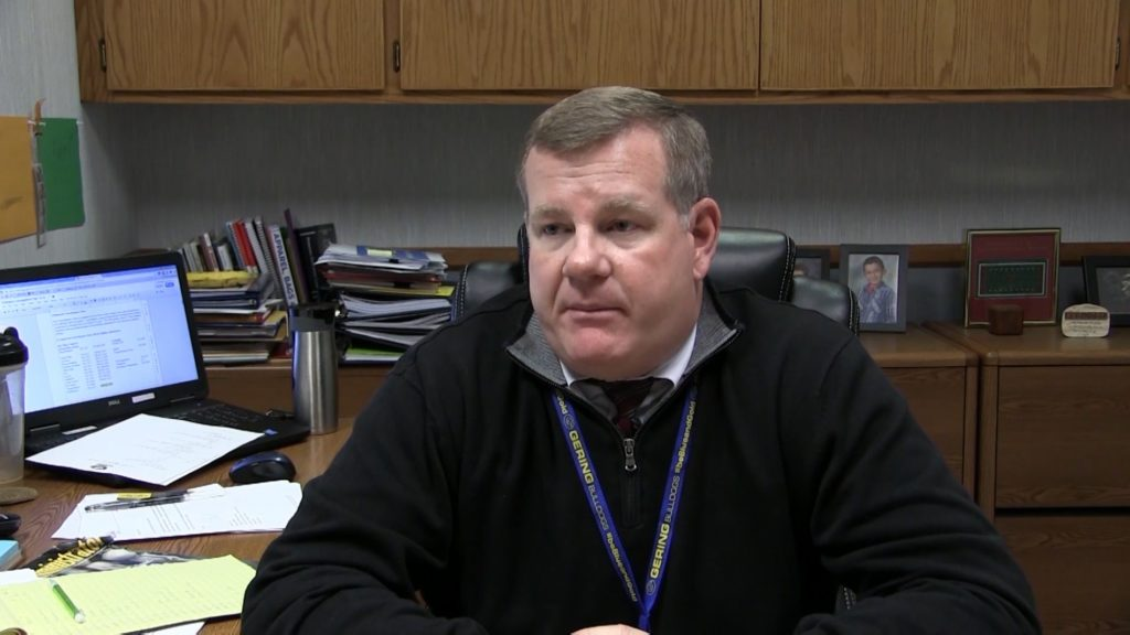 Hastings to stay as Gering Superintendent