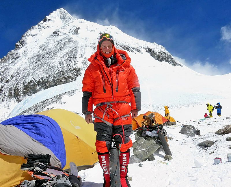 Robert Kay shares Mount Everest survival story at Jan. 22 chamber event
