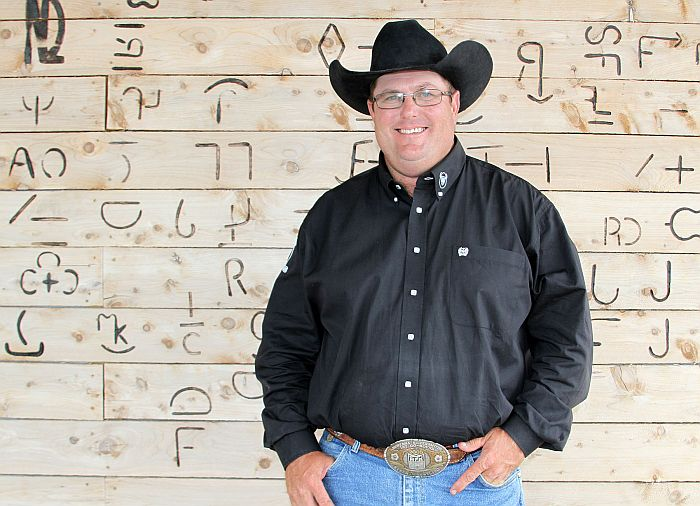 MPCC Rodeo Team coach wins team roping world series
