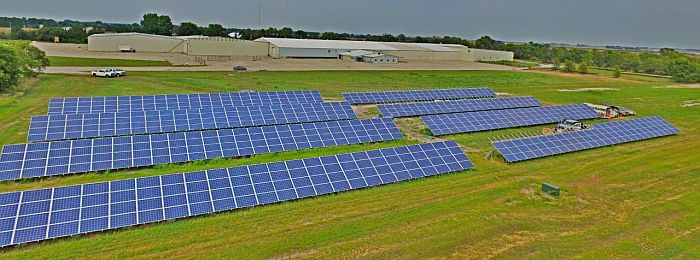 Solar in action: Nebraska town's experiment offers lessons in solar power
