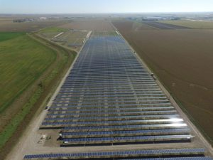 Nebraska's largest solar farm is up and running
