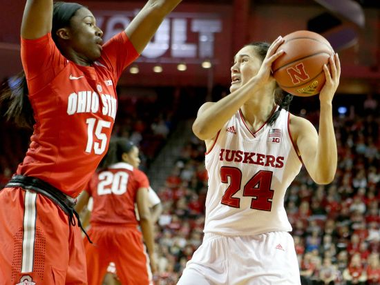 Huskers Battle Back But Fall to No. 12 Buckeyes