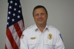Scottsbluff Fire Chief Dana Miller retires