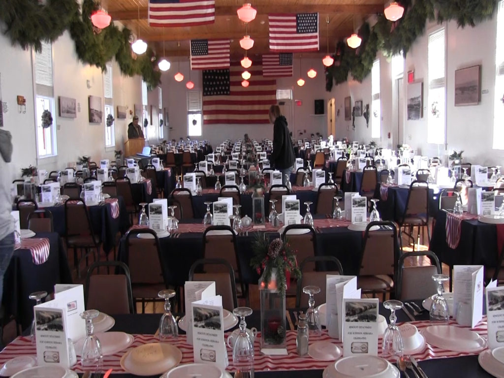 Fort Robinson Christmas Dinner set for Saturday