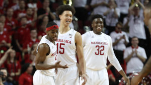 Huskers Host No. 13 Kansas Saturday Night