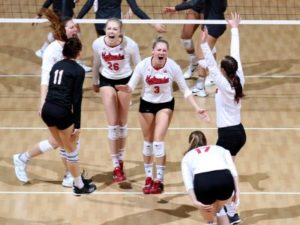 (Audio) Huskers Ready For Final Four