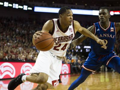 Jayhawks Over Huskers By One