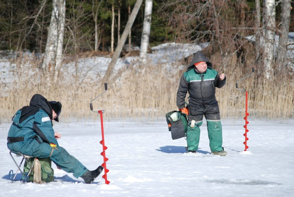 Game and Parks suggests tips for safe ice fishing
