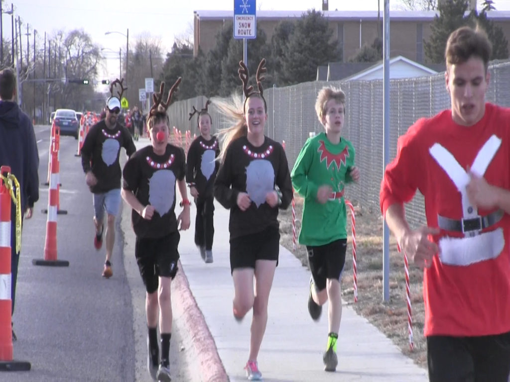Third annual Jingle Jog another success