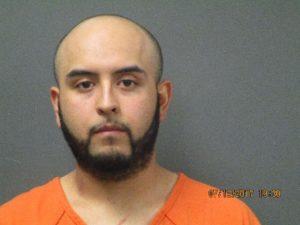 Bluff's man arrested for strangling nursing student