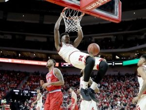 Tshimanga to Return to Huskers Tuesday