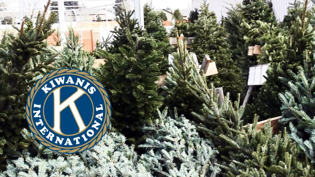 Scottsbluff Kiwanis Christmas trees benefit local youth
