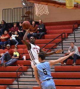 Northeast Men defeat Lake Region at Hawks Holiday Classic