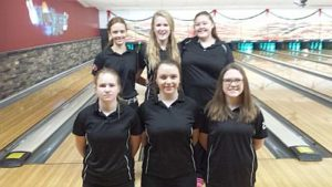 Lexington Bowling Competes At State Tourney