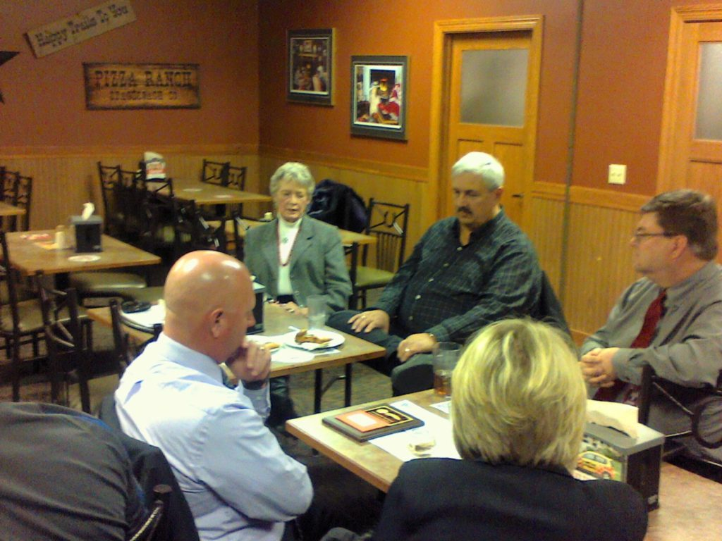 (Audio) Optimist Club Gets Update From West Point City Officials