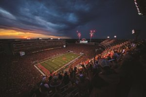 Huskers Add Six Games to Future Football Schedules