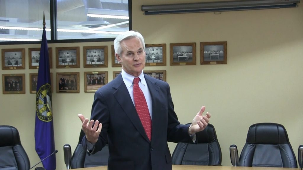 Lt. Governor visits the Twin Cities to discuss economic development