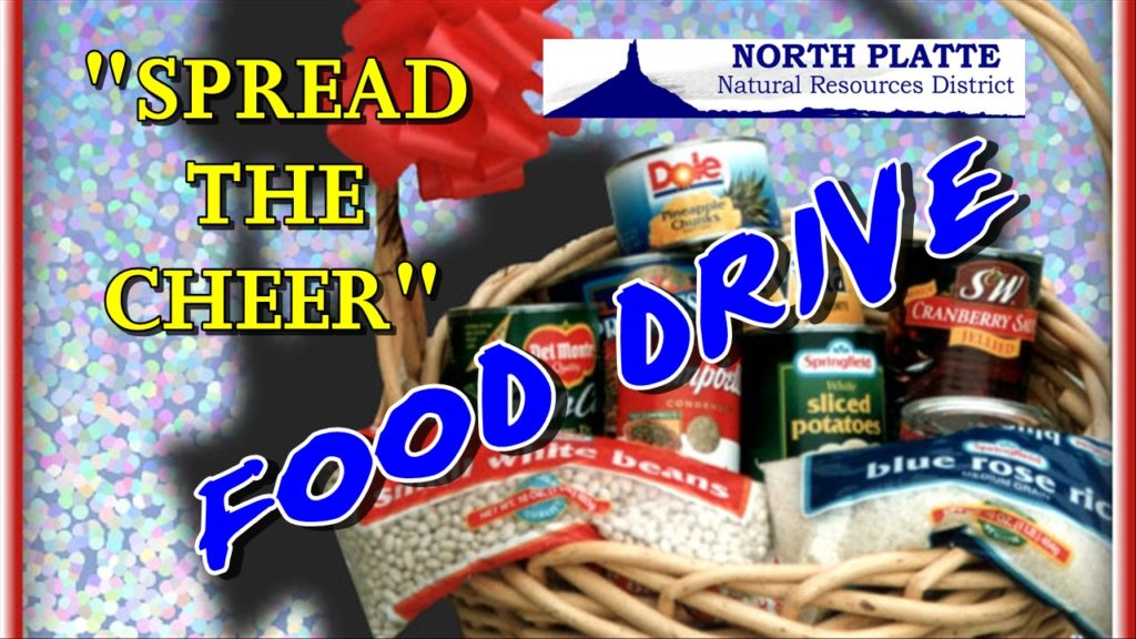 "NRD ""Spread the Cheer"" Food Drive to Benefit CAPWN"