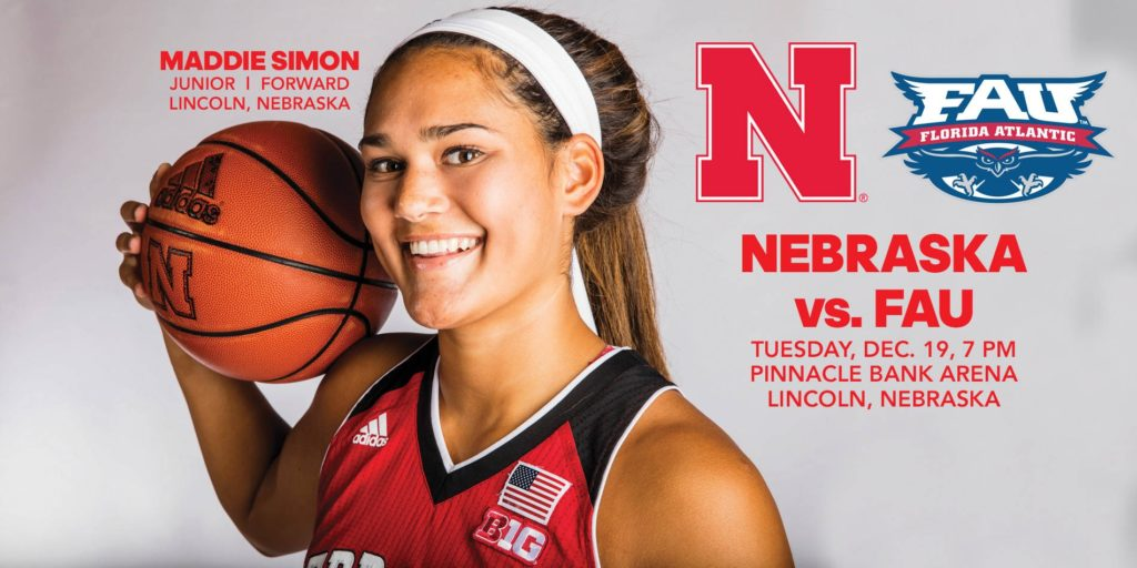 Lady Huskers Return Home to Face Owls