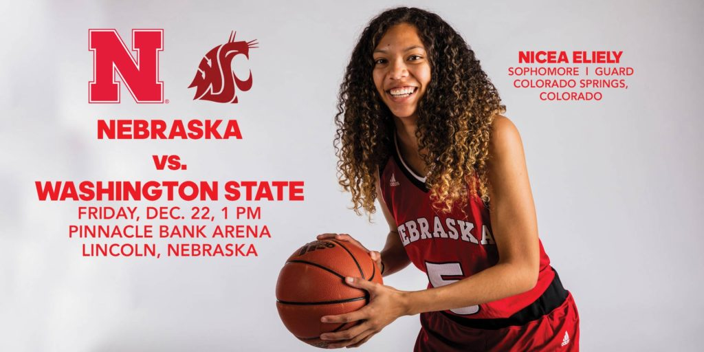 Huskers Close Non-Conference Play with WSU