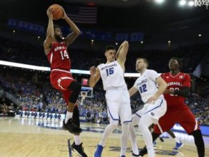 Jays Down the Huskers