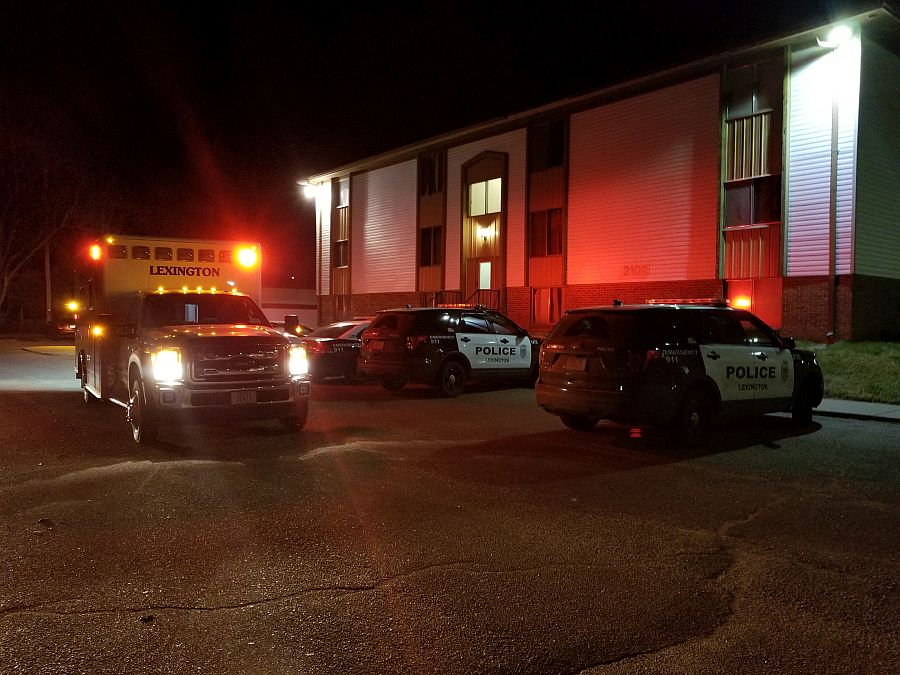 (AUDIO) Man arrested following assault in Lexington park