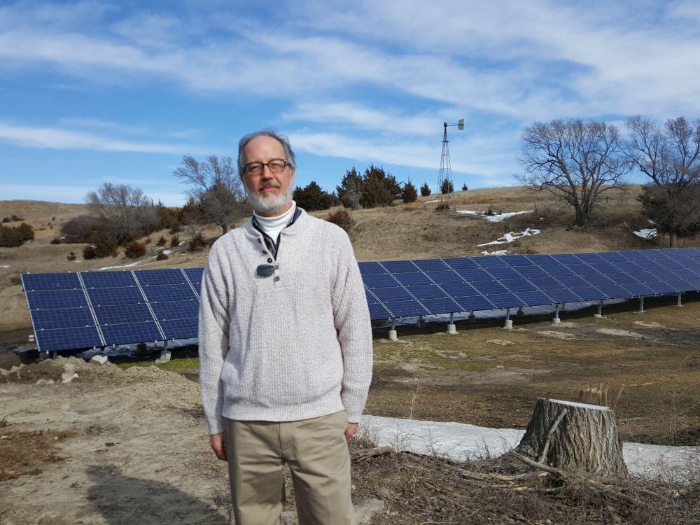 Solar in question: the status of solar energy in Nebraska