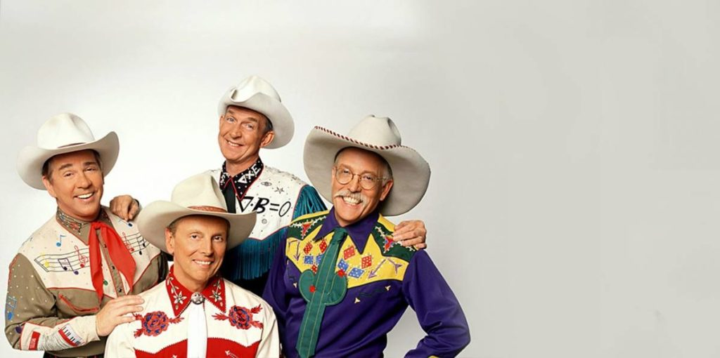 Grammy award winning Riders at Midwest Theater Tuesday