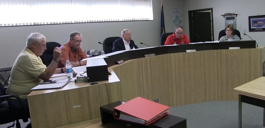 Commissioners expected to consider Croell issues again