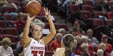 Huskers Fall to Clemson in Final Seconds