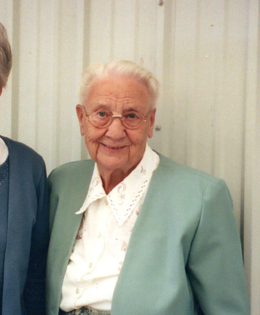 Fern D. Townsend, 97, Scottsbluff