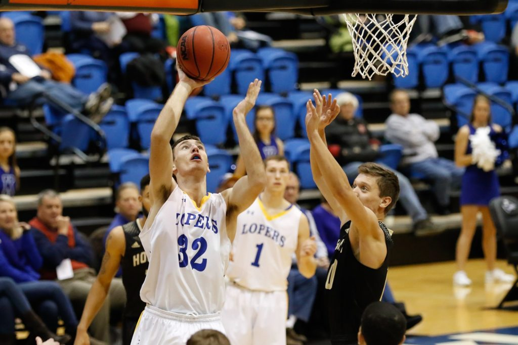 Lopers Sweep Lions At Home