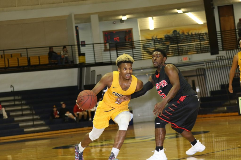 WNCC men roll past Casper 102-70