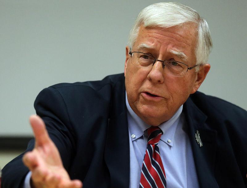 Wyoming senator on key tax bill committee