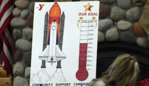 YMCA officials optimistic campaign will reach goal