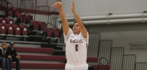 Kuxhausen gets 28 but Eagles fall in Denver